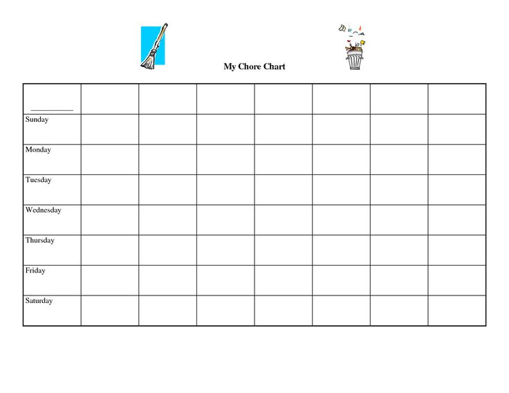5 Images of Printable Blank 50 Chart