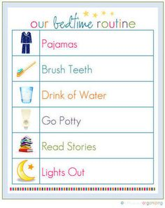 7 Images of Organized Mom Printables Free