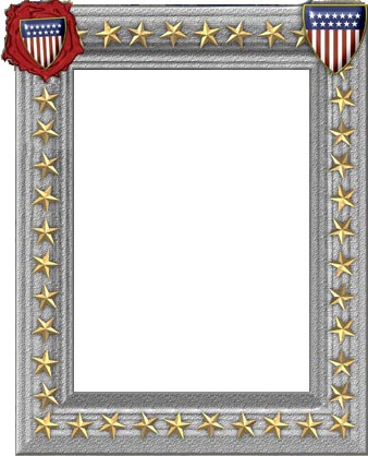 Free Patriotic Borders and Frames