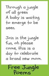 5 Images of Free Printable Baby Poems