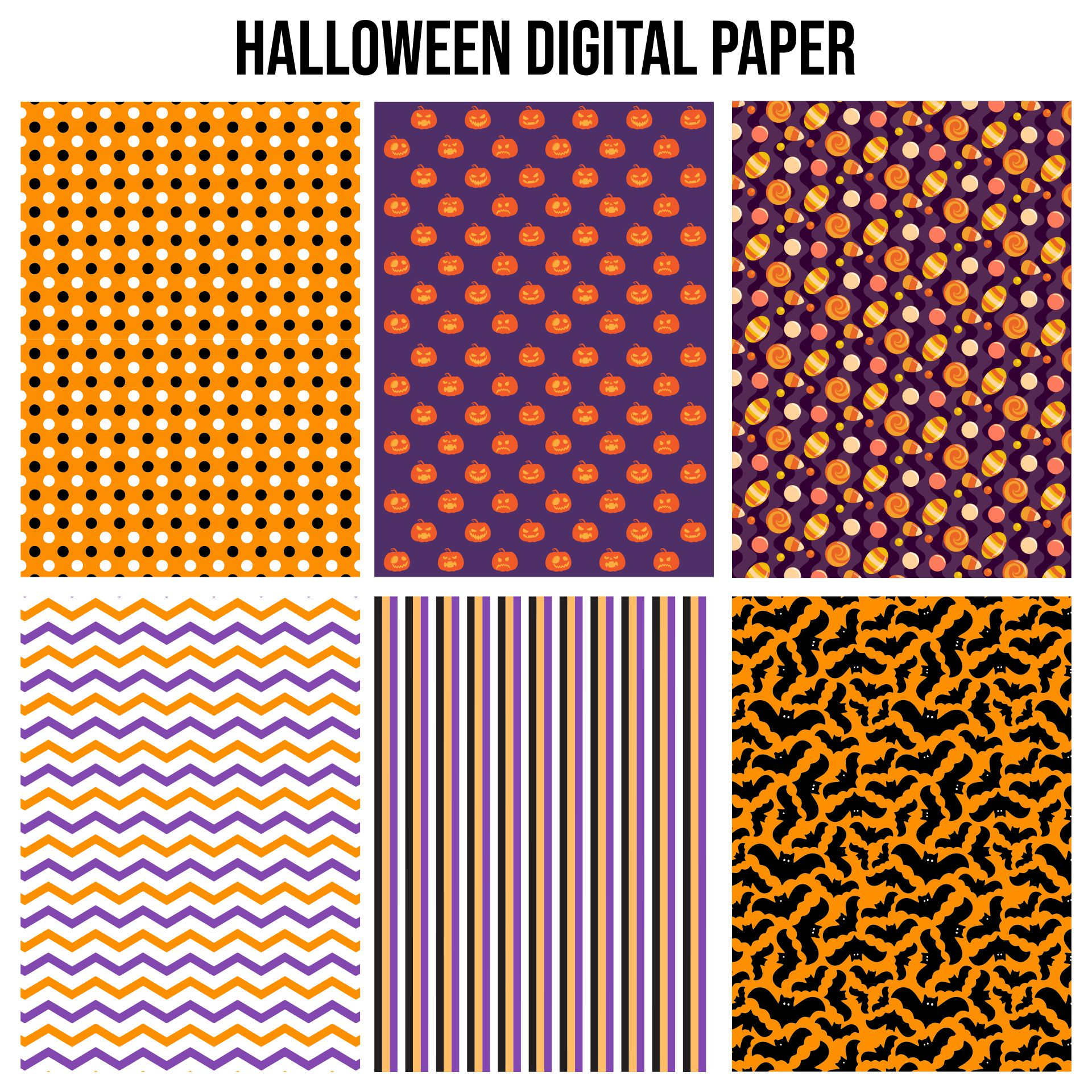 8 Images of Free Printable Halloween Paper Dolls