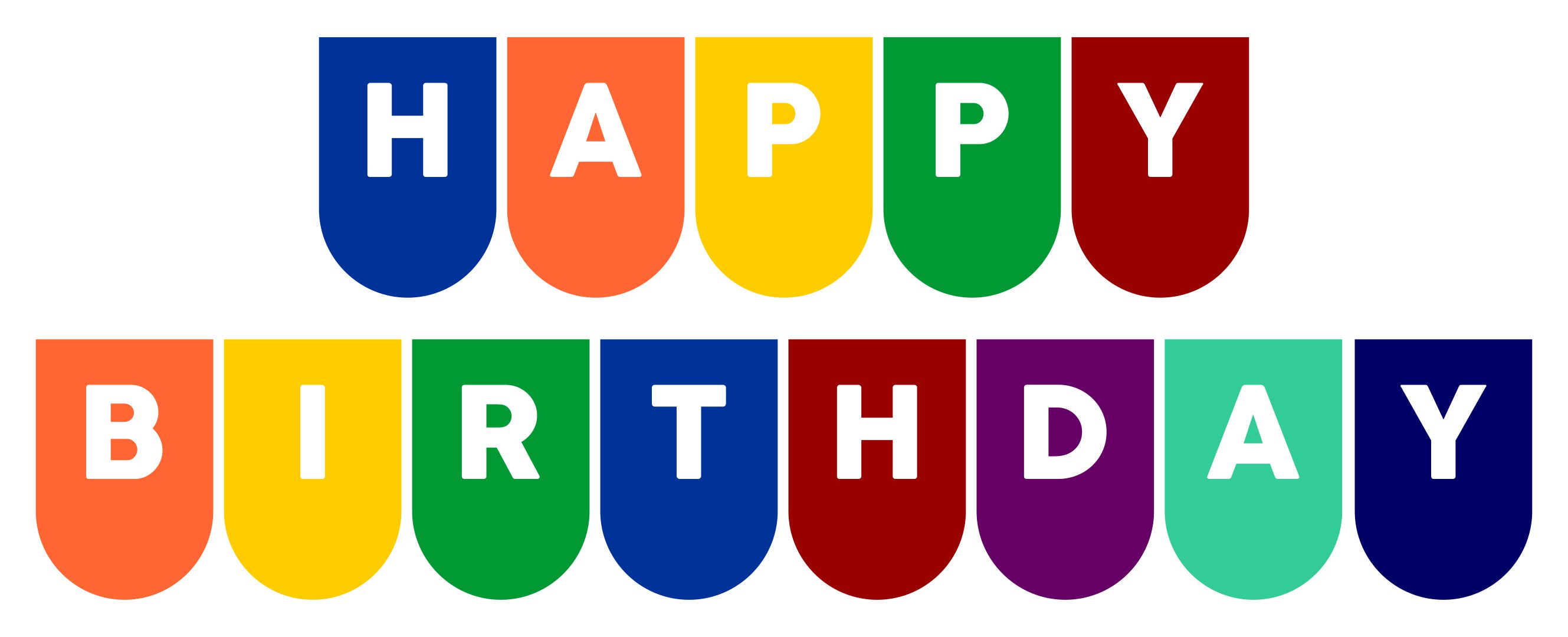 6 Best Images of Happy Birthday Printable Banners Signs ...
