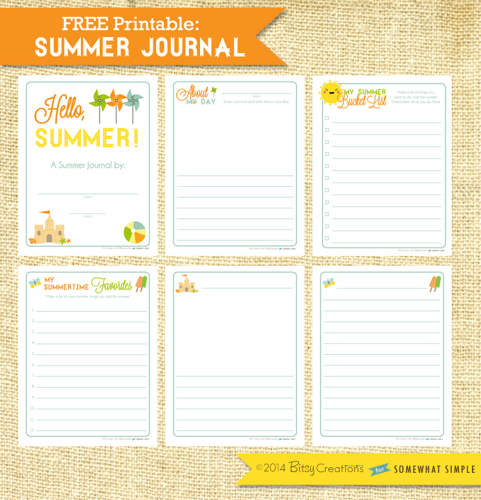 7 Best Images Of Free Printable Personal Journal Free Free Printable 39diary