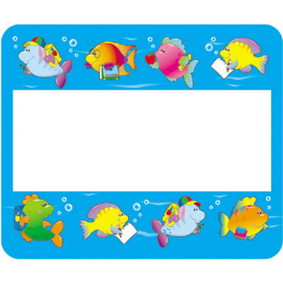 7 Images of Free Printable Ocean Name Tags