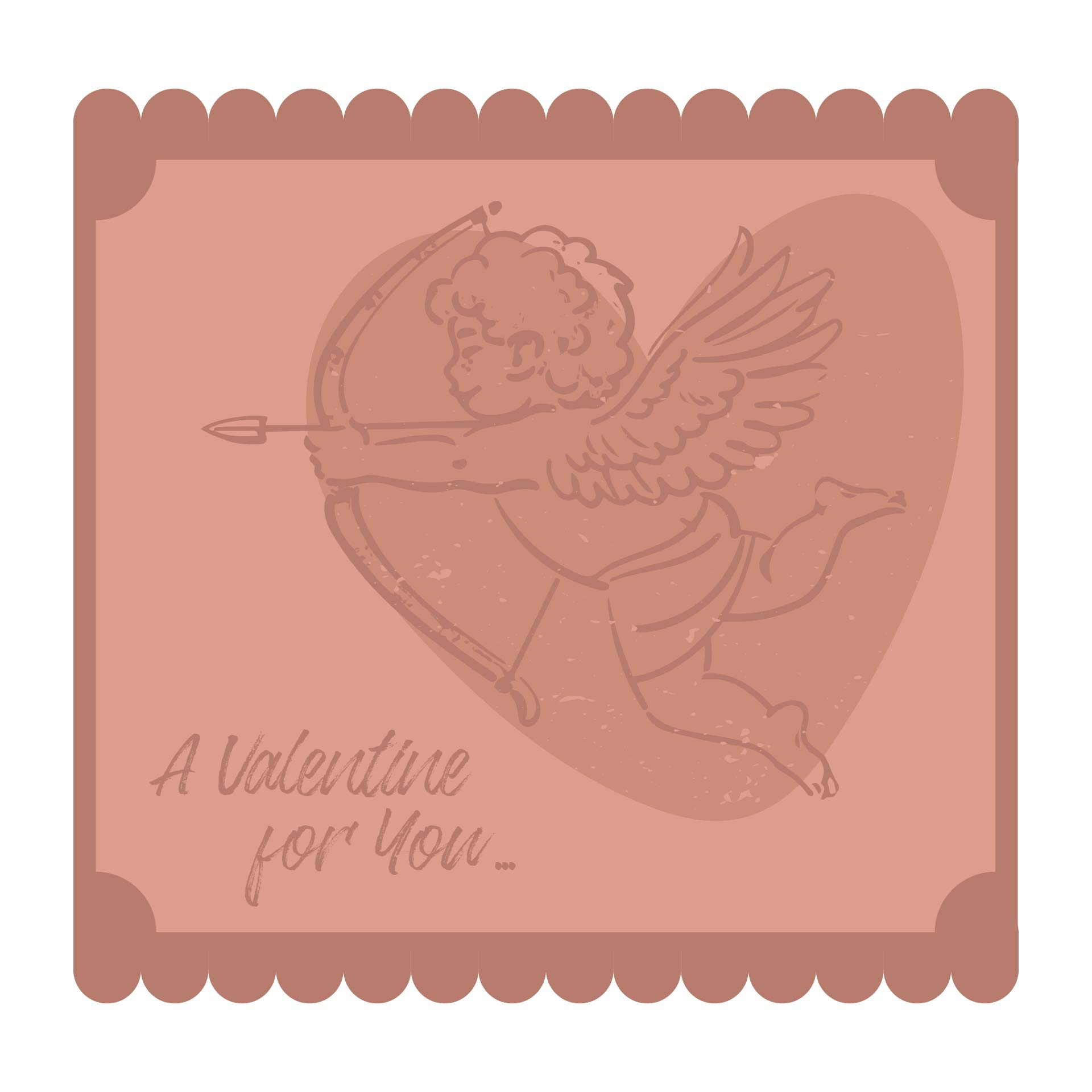 7 Best Images of Free Printable Vintage Valentine Cards ...
