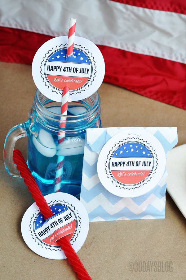 9 Images of Printable 4th Of July Projects