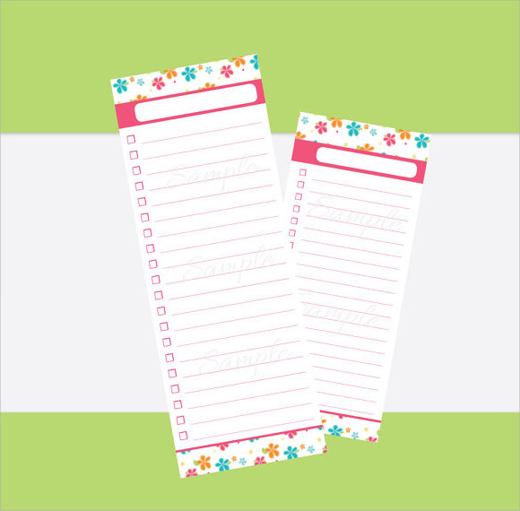 blank to do list pdf