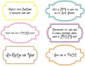 6 Images of Happy Grams Printables