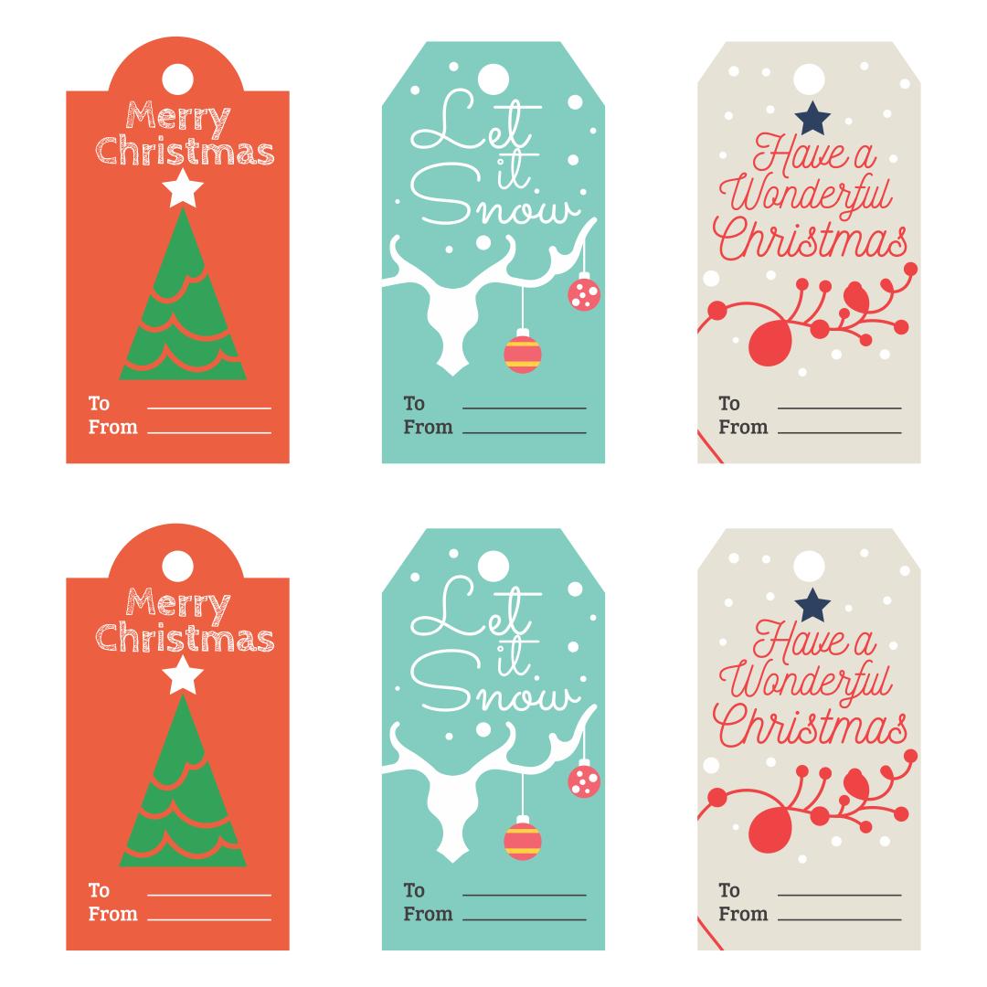 ... Tags, Free Gift Tags From Santa and Printable Secret Santa Gift Tags