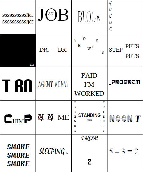 4 Best Images of Printable Word Puzzles Brain Teasers ...