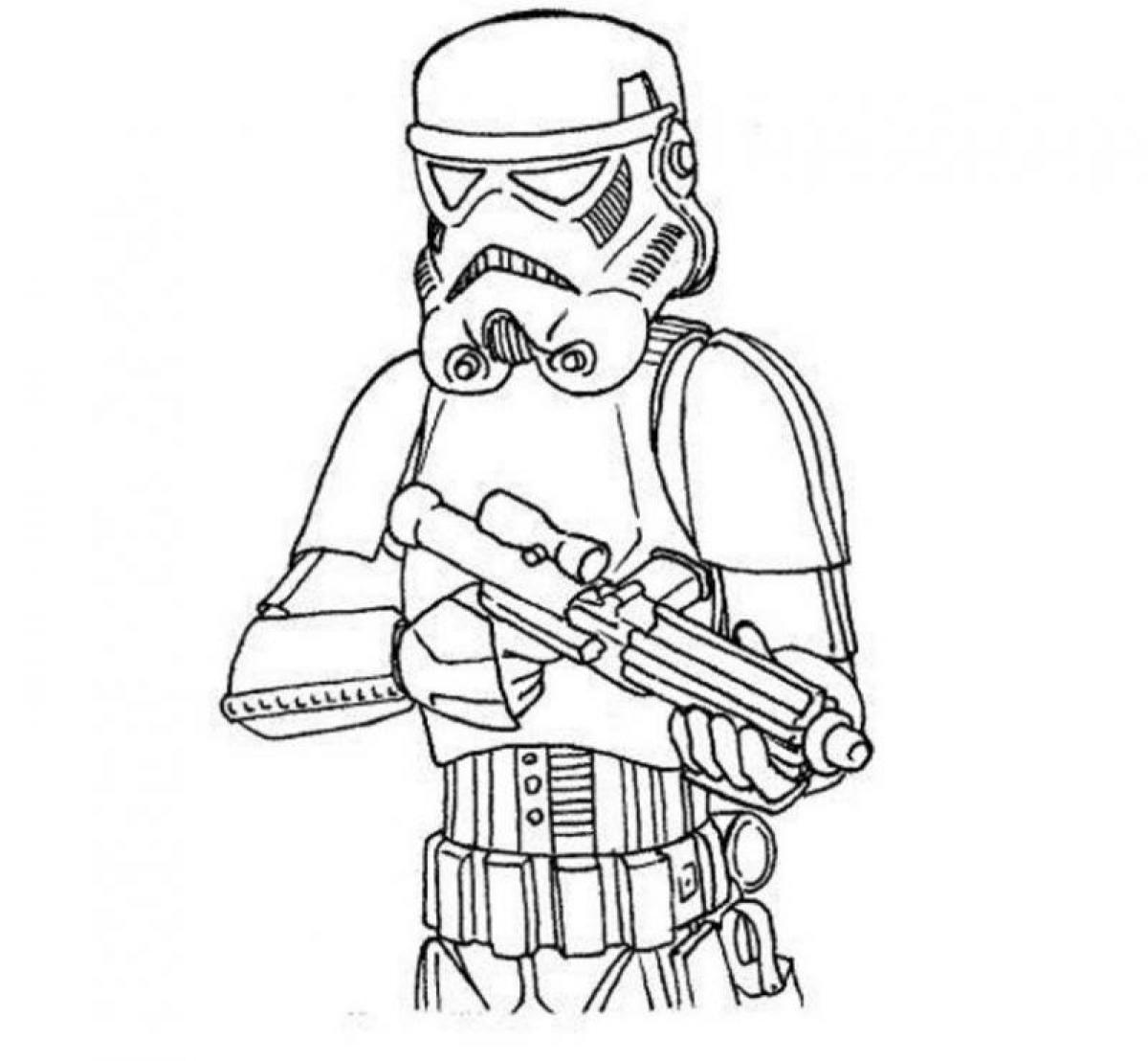 9 Best Images of Baby Stormtrooper Star Wars Printables ...