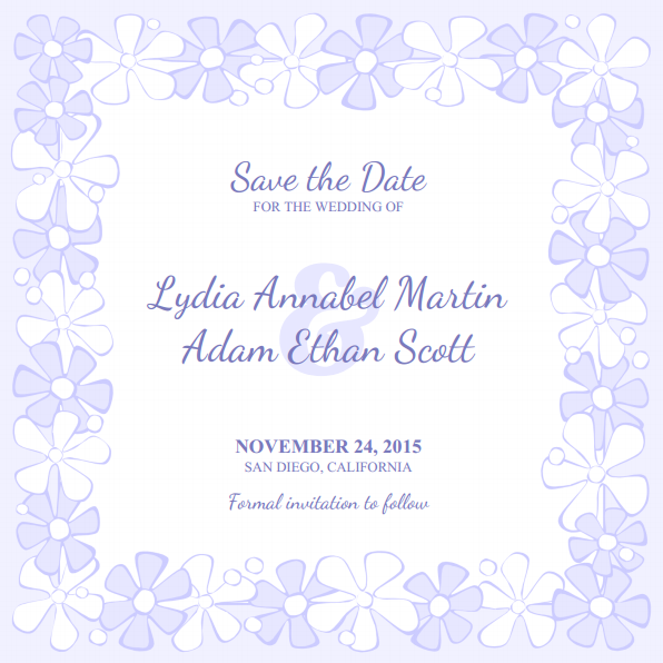 7 best images of save the date templates printable diy for Free printable save the date templates