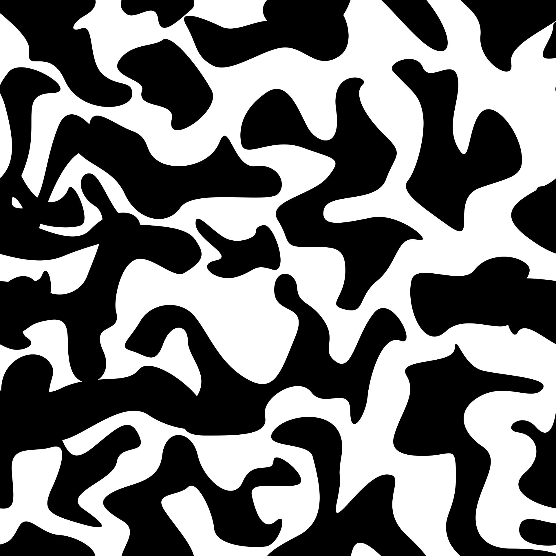 8 Images of Guns Camo Pattern Stencils Printable