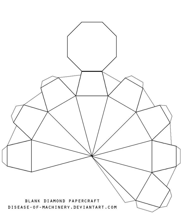 ... Santa Claus Papercraft and Rectangle Box Template Printable