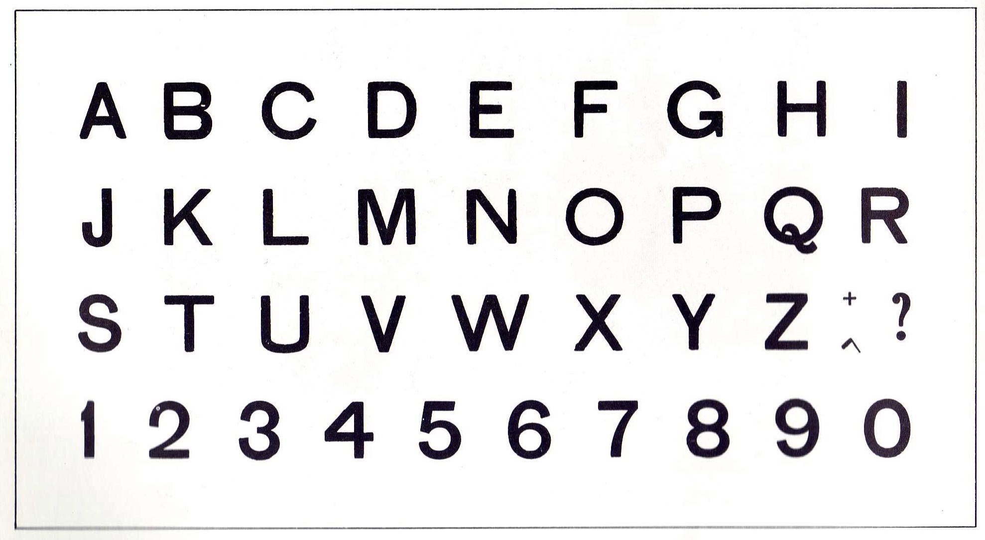 7 Images of Printable Alphabet Board