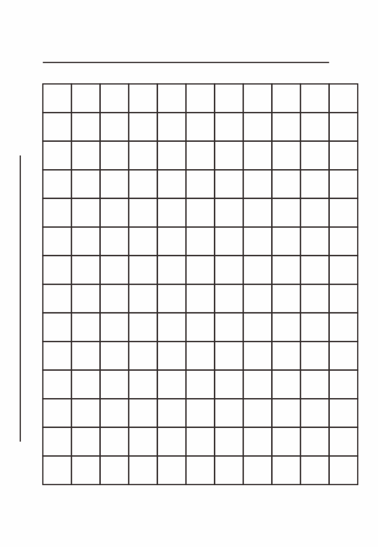 Blank Bar Graph For Kids 5 best images of printable charts and graphs ... : blank chart templates : Sample Chart Templates