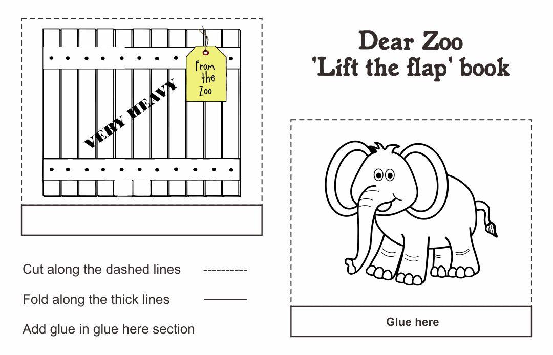 Dear Zoo Activities