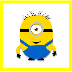 7 Images of Despicable Me Printables
