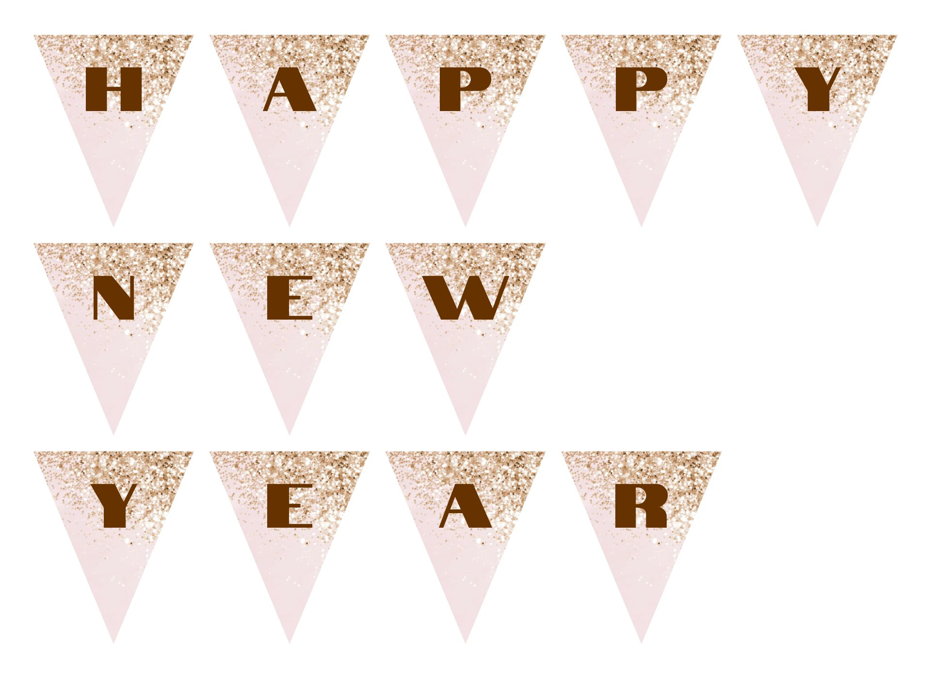 Easy DIY New Years Eve Decorating Ideas