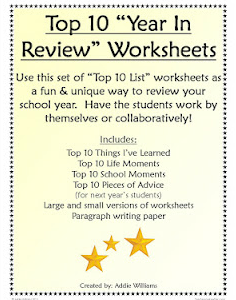 6 Images of End Of Year Printable Worksheets