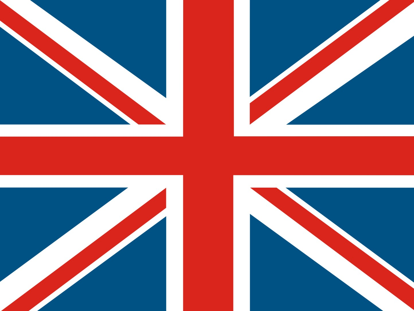 5 Images of Printable British Flag
