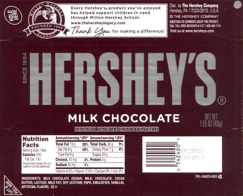 7 Best Images of Hershey Candy Bar Wrapper Template ...