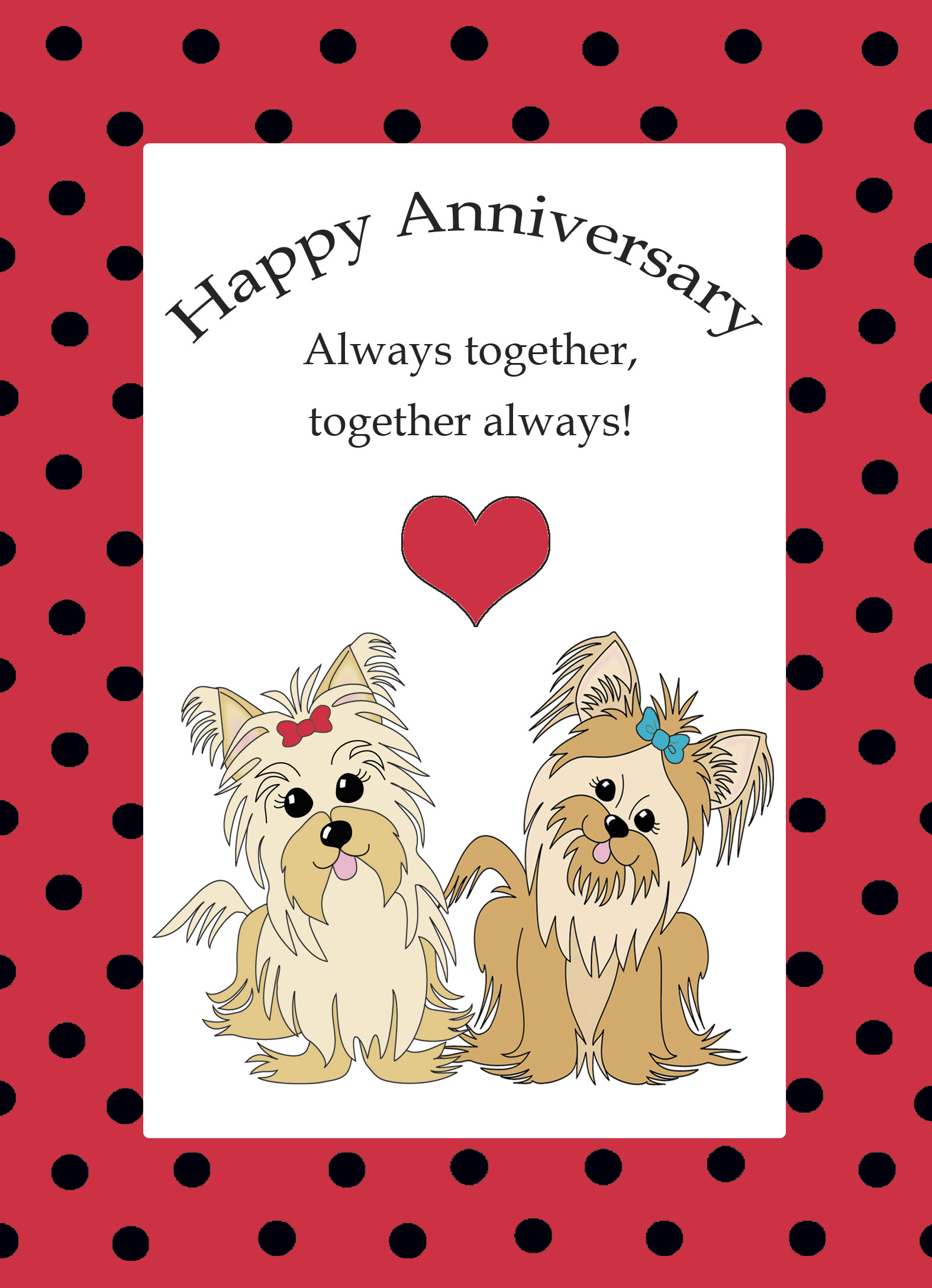 Best images of printable anniversary cards online free