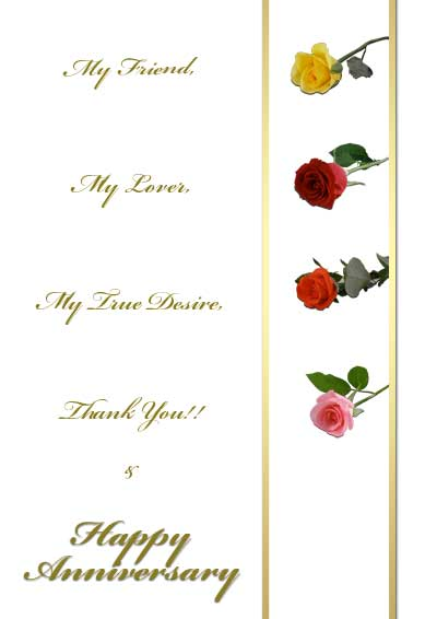 8 Images of Printable Anniversary Cards For Him