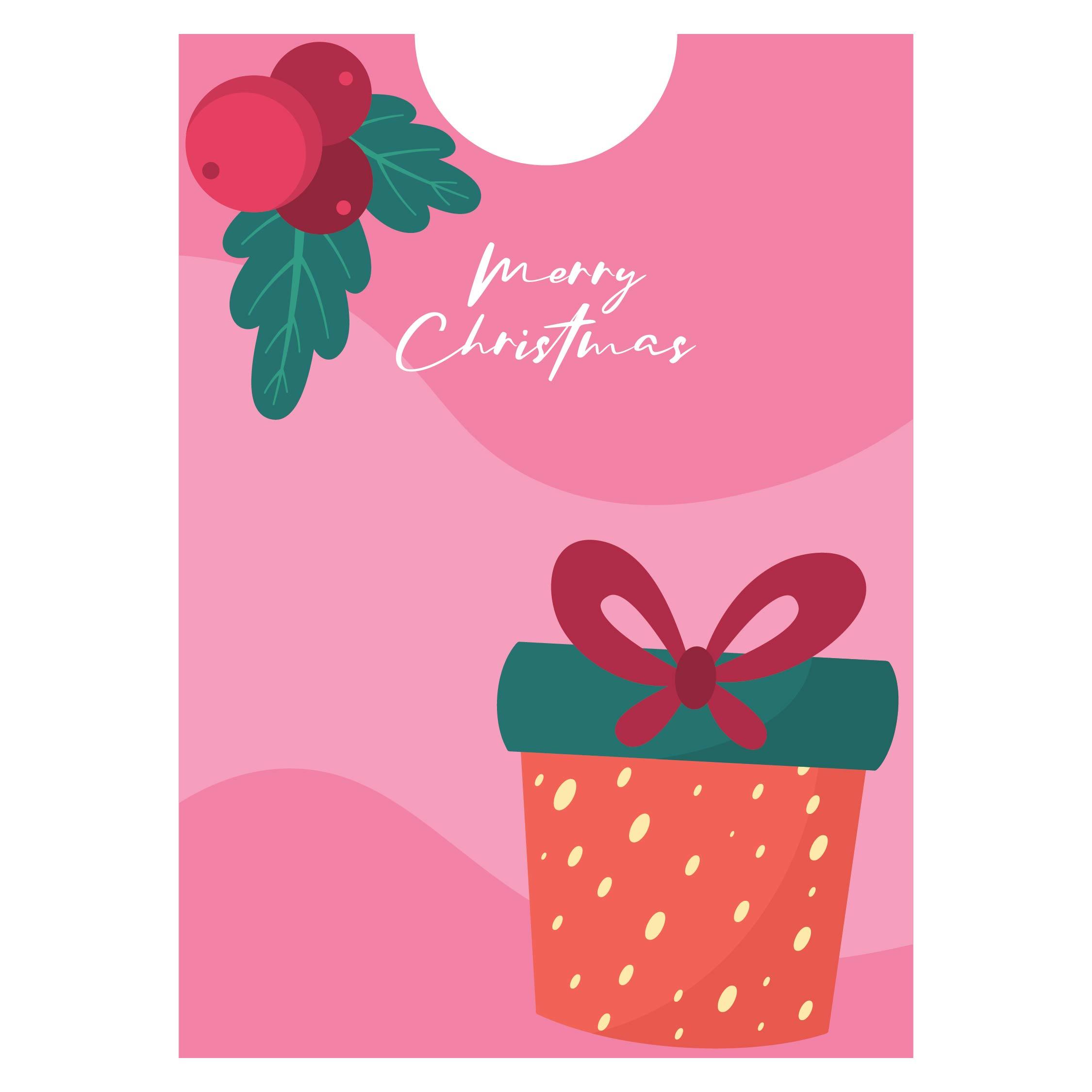 Printable Christmas Gift Card Holders