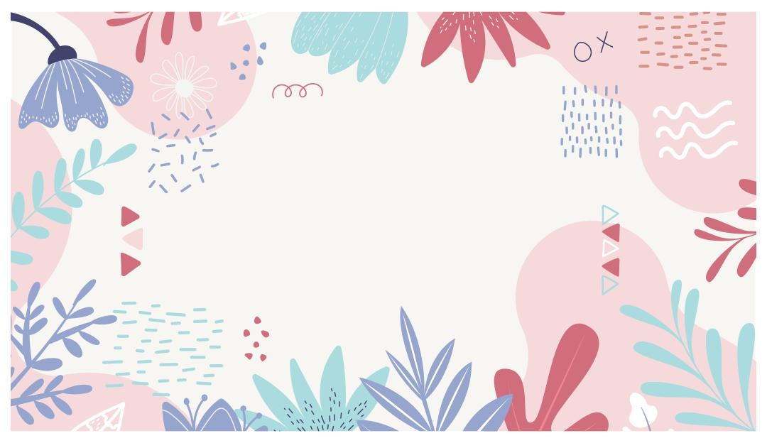 Printable Flower Name Tags Templates