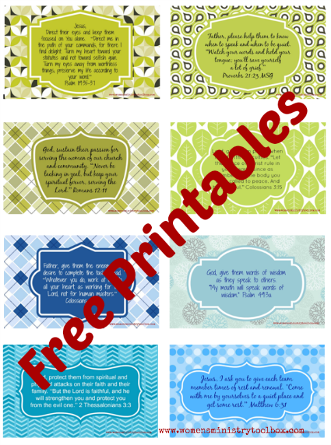 5 Images of Daily Free Printable Prayer Card