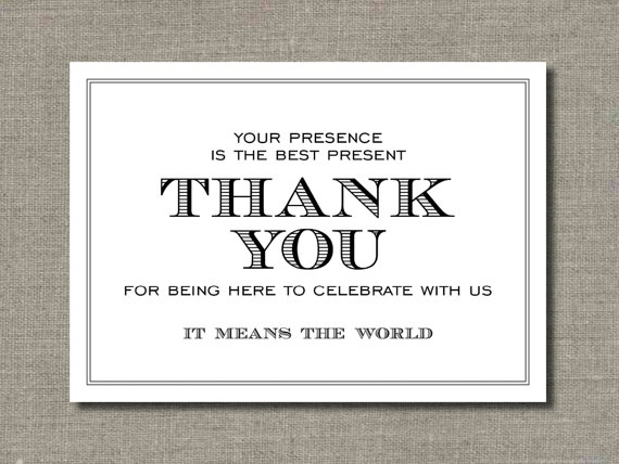 8 Images of Thank You Printable Poster