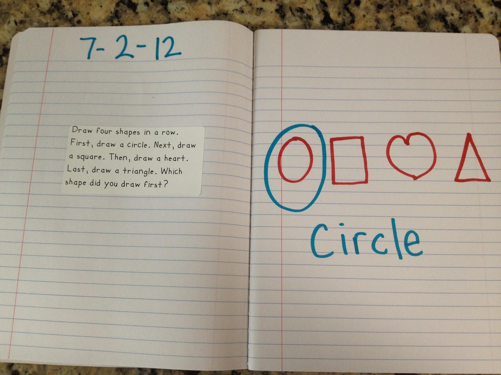 Kindergarten Calendar Math Journals : Best images of printable kindergarten math journal