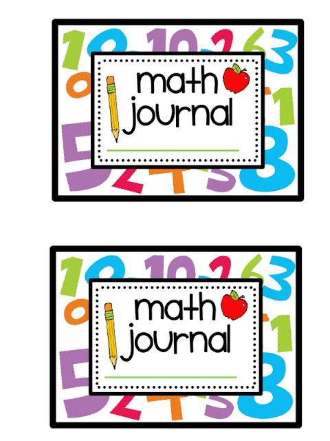 9 Images of Printable Kindergarten Math Journal