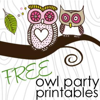 7 Images of Owl Nursery Printables Free