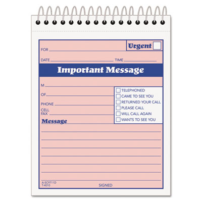 5 Images of Printable Telephone Message Pads Funny