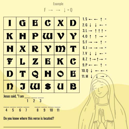 Printable Bible Games for Women