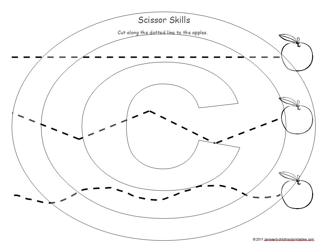 Uncategorized Scissor Skills Worksheets 7 best images of free printable scissor skills worksheets practice worksheets
