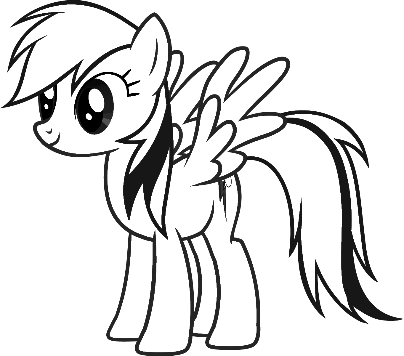9 Images of Little Pony Printables