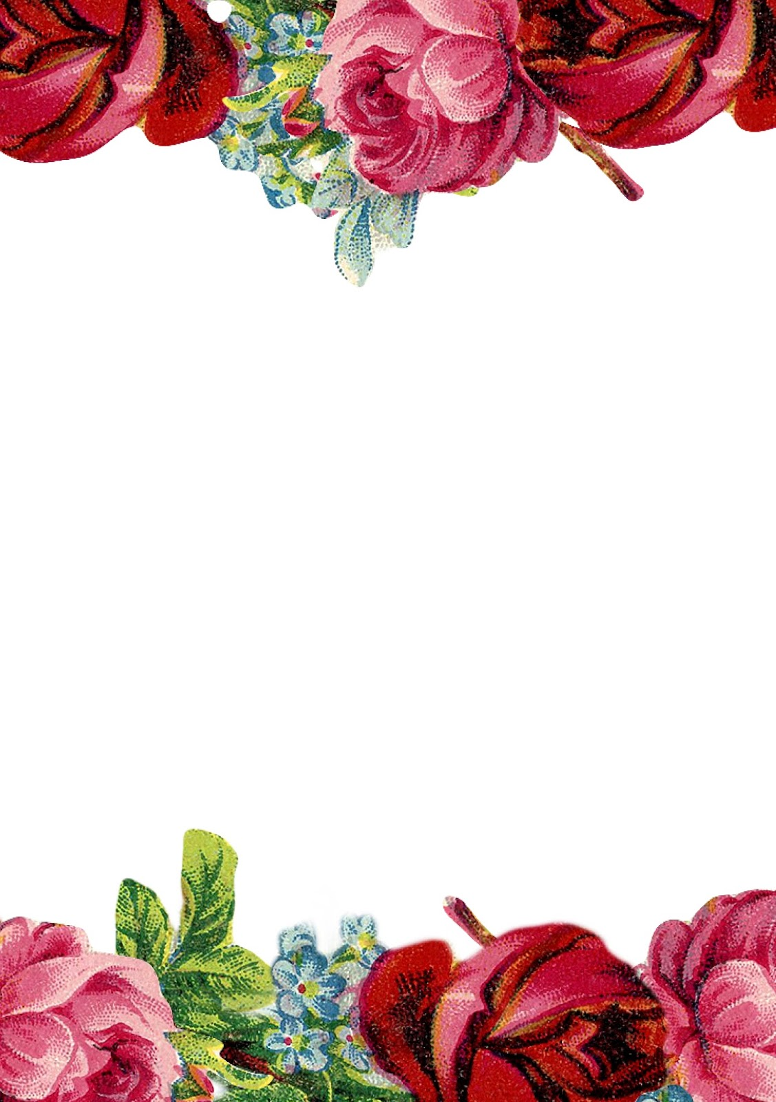 6 Images of Free Printable Vintage Stationery