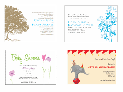 5 Images of Create Invitations Free Printable