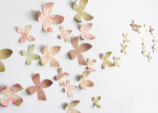 5 Images of Printable Flower Wall Art DIY