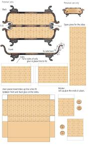 Printable Dollhouse Furniture