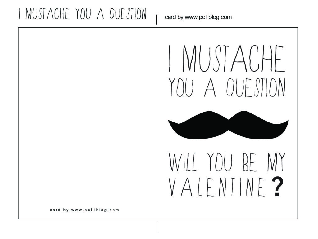 8 Images of Printable Valentine's Day Cards For Husband