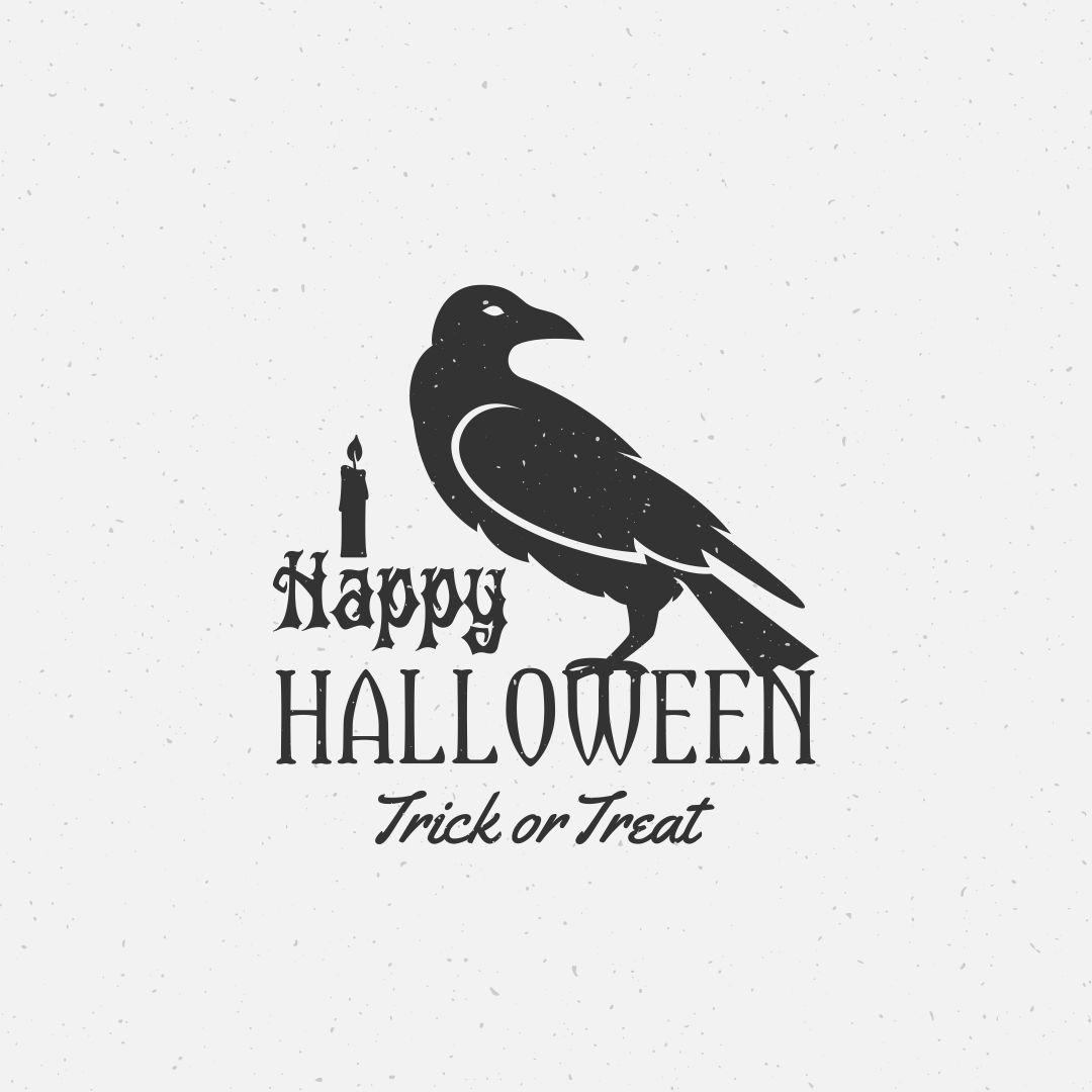 Printable Vintage Halloween Graphics