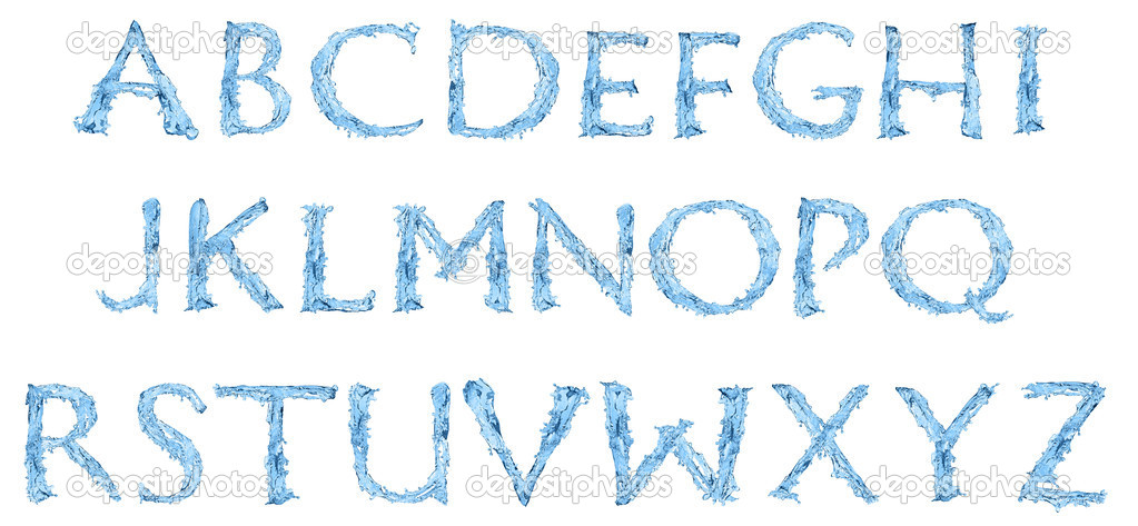 4 Images of Frozen Alphabet Free Printable