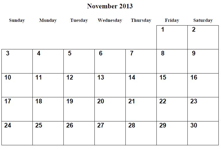 november 2013 free - photo #7