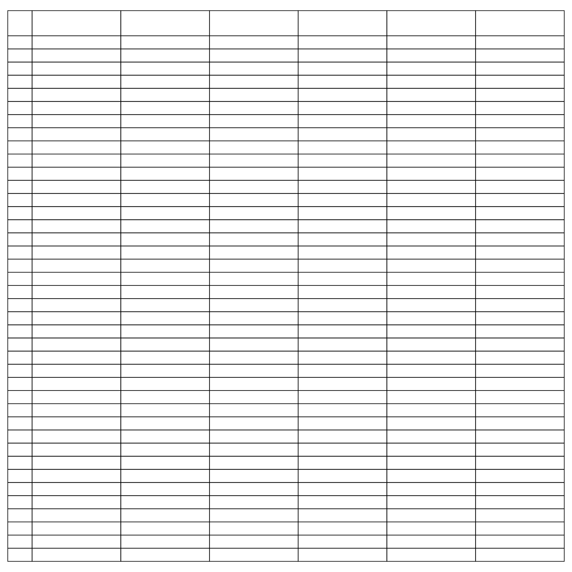 9 Best Free Printable Spreadsheets For Business Printablee Com