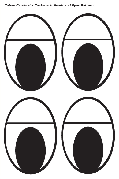 6 best images of printable eyes for crafts printable