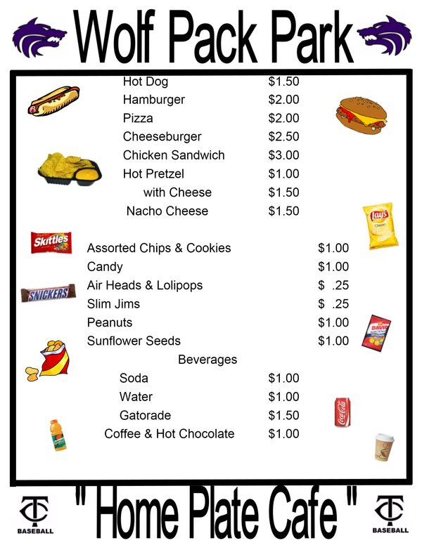 7 Best Images Of Baseball Concession Signs Free Printable. Ohio State Graduation 2018. Week Planner Template Word. Recommendation Letter For Graduate School From Employer. Ebay Listing Html Template. Jobs For Highschool Graduates With No Experience. Speech Language Pathology Graduate Schools. Class Reunion Invitation Templates. Lackland Air Force Base Basic Training Graduation Dates